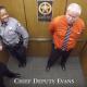 マジかこれ!? 警察署内のエレベーターで撮影された驚愕の映像…!