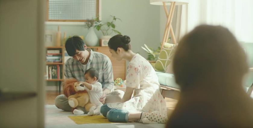 【犬の願いも即日配達】子供と触れ合いたいワンちゃんの感動CM 画像2