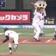 【伝説のマサカリ投法】村田兆治66歳、始球式で131キロを叩き出す!