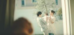 【犬の願いも即日配達】子供と触れ合いたいワンちゃんの感動CM