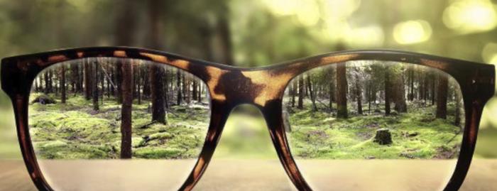 【近視のメカニズム】視力0.01の人間が見ている世界とは? 1.0と比較してみた!