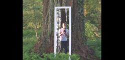 【異世界?】森の中の鏡を撮影していると……なんとも信じられない出来事が…!?