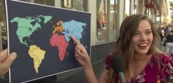 【衝撃】アメリカで道行く人々に北朝鮮の場所を尋ねてみた結果……