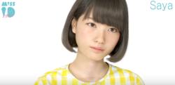 アイドルオーディション「ミスiD」に参加中のCG女子高生「saya」が凄い!