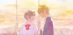 【日清カップヌードル】もしハイジやクララが現代日本の高校生だったら?