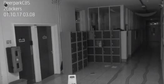 深夜の学校でポルターガイスト現象……世界が恐怖した監視カメラ映像