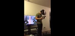 VRの危険性……仮想世界に没頭してしまって起こったハプニング