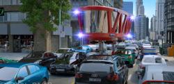 これが未来の消火活動!? トルコの企業が発表した消防車がスゴイ!