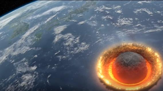 【シミュレーション】もしも地球に直径500kmの天体が衝突したら?