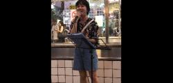 【衝撃の歌声】プロより上手いと話題の路上ライブ!