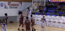 【バスケ】まさにチート! 213cmの小学生が試合に出場すると無双する