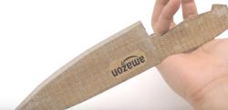 【世界で話題】Amazonのダンボールでよく切れる包丁を作ることはできるのか?