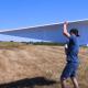 【DIY】3mの巨大な紙飛行機を作って飛ばしてみた!