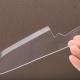 【これは凄い!】謎の感動……透明の包丁を作って、地震に強い装置に載せてみた!?