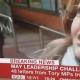 BBCの街頭インタビュー中、小さな子供が「瞬間移動」する姿が激撮される!