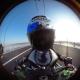 速すぎる…!! Kawasaki「Ninja H2R」に乗ったトルコのバイクレーサーがスピード世界記録更新!