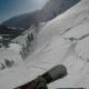 【九死に一生】雪崩に巻き込まれたスノーボーダーがエアバッグで間一髪助かる瞬間……!!
