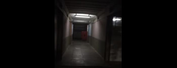 【閲覧注意】不気味すぎて鳥肌…ブラジルの施設で撮影されたポルターガイスト現象