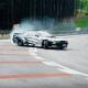 【神業】日本の田舎道をドリフト! プロドライバーが公道を攻める……!