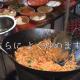 【世界のグルメ】これがインドの屋台チャーハンの作り方だ!!