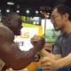 強靭な肉体! 中国拳法の達人は人智を超えた力を持つ!?