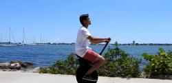 【近未来】これは便利で楽しそう! 電動一輪車「Uno Bolt」がすごい!