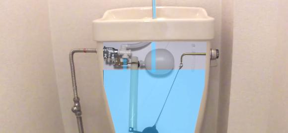 【雑学】意外と知らない、トイレの構造・仕組み!