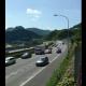 中国自動車道で発見! 渋滞が発生する瞬間を撮影することに成功!!