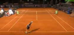 【こんなの見たことない】テニス史上、最も相手の不意を打ったサービスエース