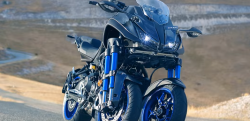 YAMAHAが開発した3輪バイク「二剣(Niken)」が話題に!