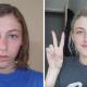【ビフォアフター】14歳の少女が大人の女性22歳に変わっていく成長記録