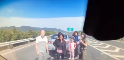 【閲覧注意】家族に突っ込む…中国で起こった高速道路上の事故が恐ろしすぎる……